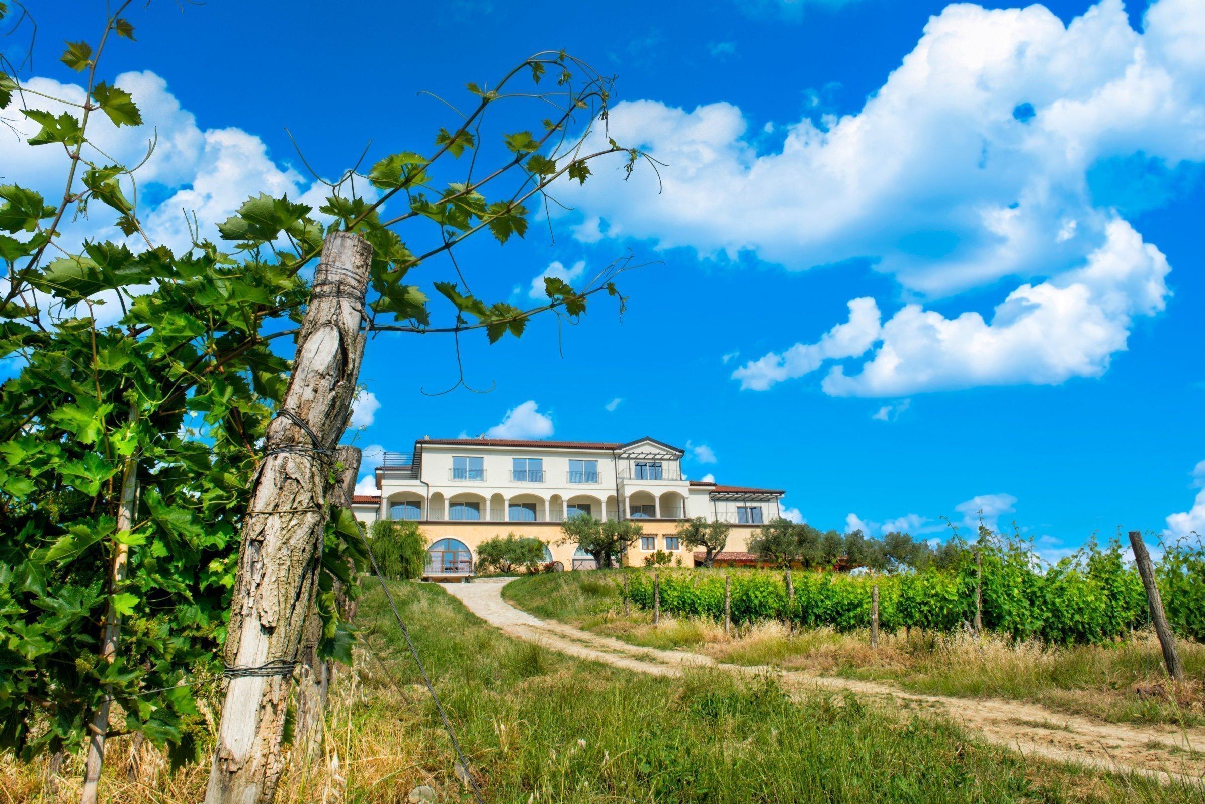 Cattunar Wine Residence