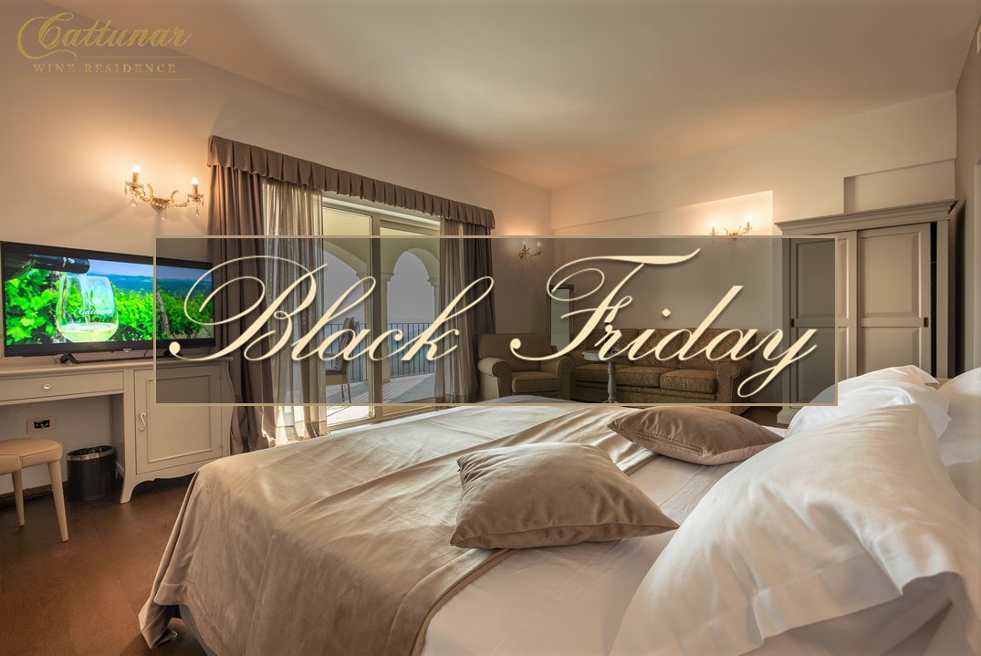 Black Friday Junior Suite Escape